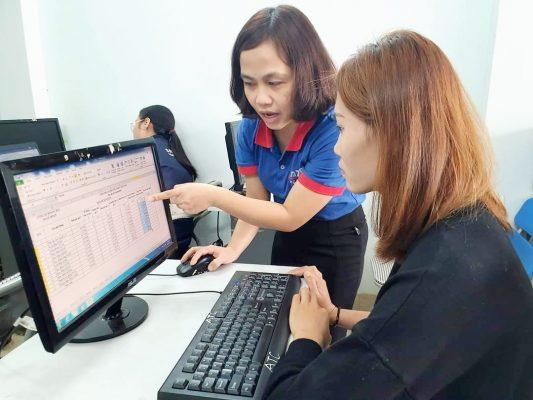 Trung tâm dạy kế toán ở Thanh Hóa