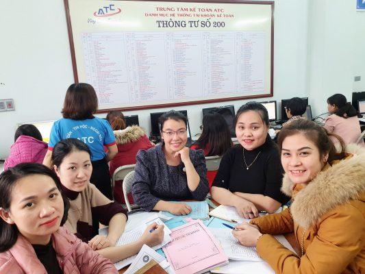 Khóa học kế toán tổng hợp tại Thanh Hóa