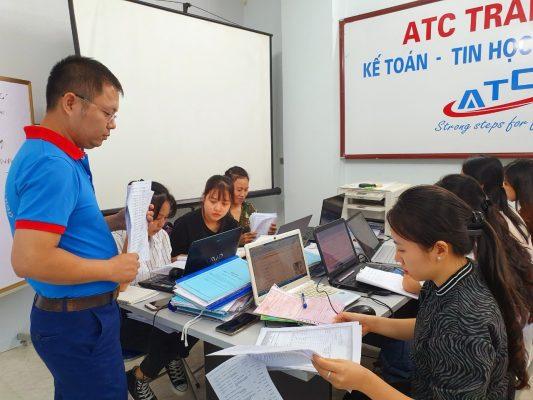 Học kế toán cấp tốc ở Thanh Hóa
