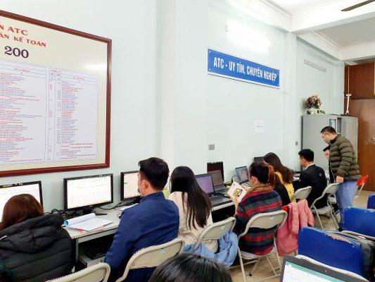 địa chỉ học kế toán tốt nhất Thanh Hóa