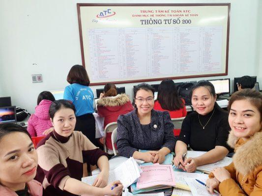 Hoc ke toan o Thanh Hoa