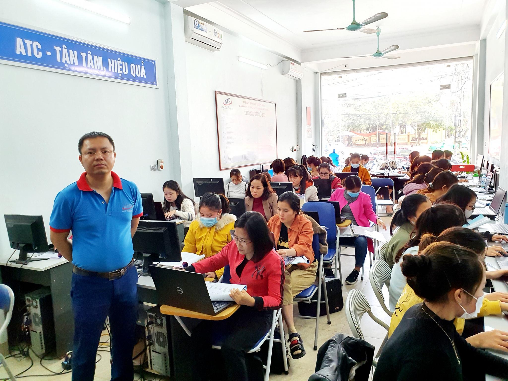 Học tin học văn phòng cấp tốc tại Thanh Hóa
