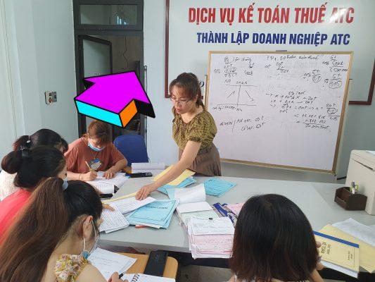 Nơi đào tạo kế toán cấp tốc tại Thanh Hóa