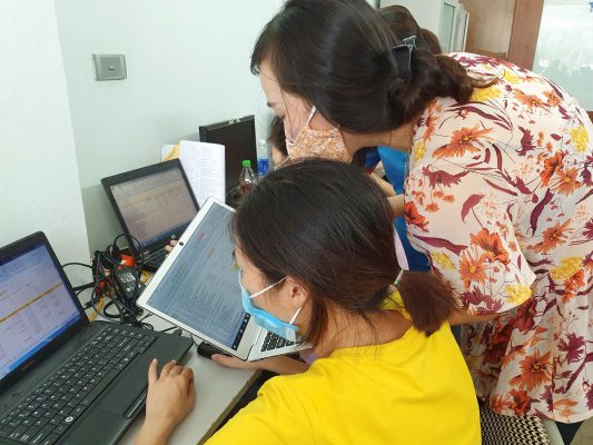 Học kế toán thực tê tại Thanh Hóa