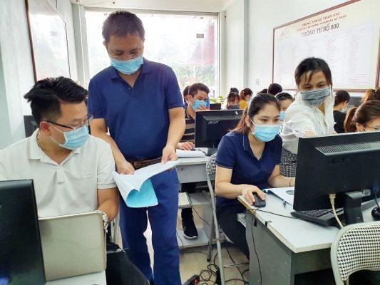 Khóa tin học văn phòng cơ bản tại Thanh Hóa