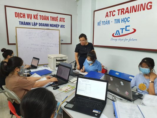 Địa chỉ dạy kế toán thực tế tại Thanh Hóa